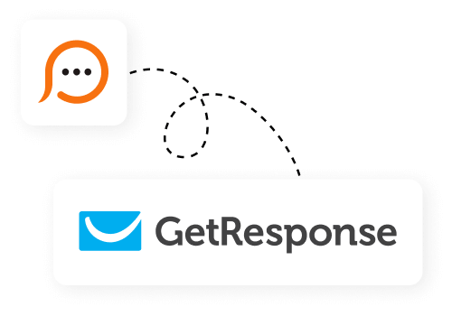 Live chat for GetResponse